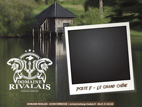 DOMAINE RIVALAIS | SITE DE PECHE CARPE & CARNASSIERS